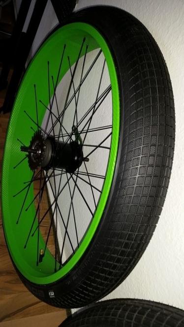 Grün 24 x 80/100