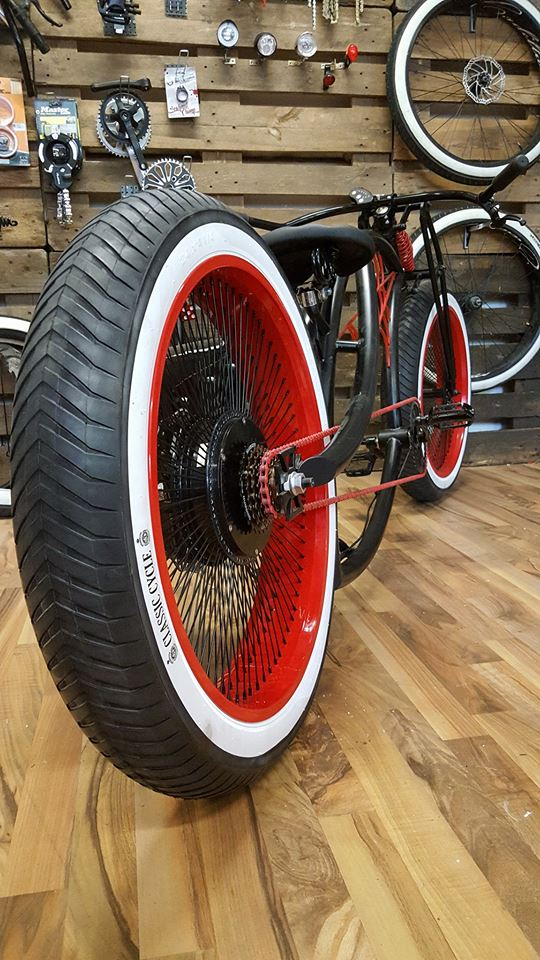 E-Firebike Hot Rod