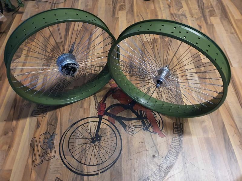 olive matt    2 x 24 x  100 mm